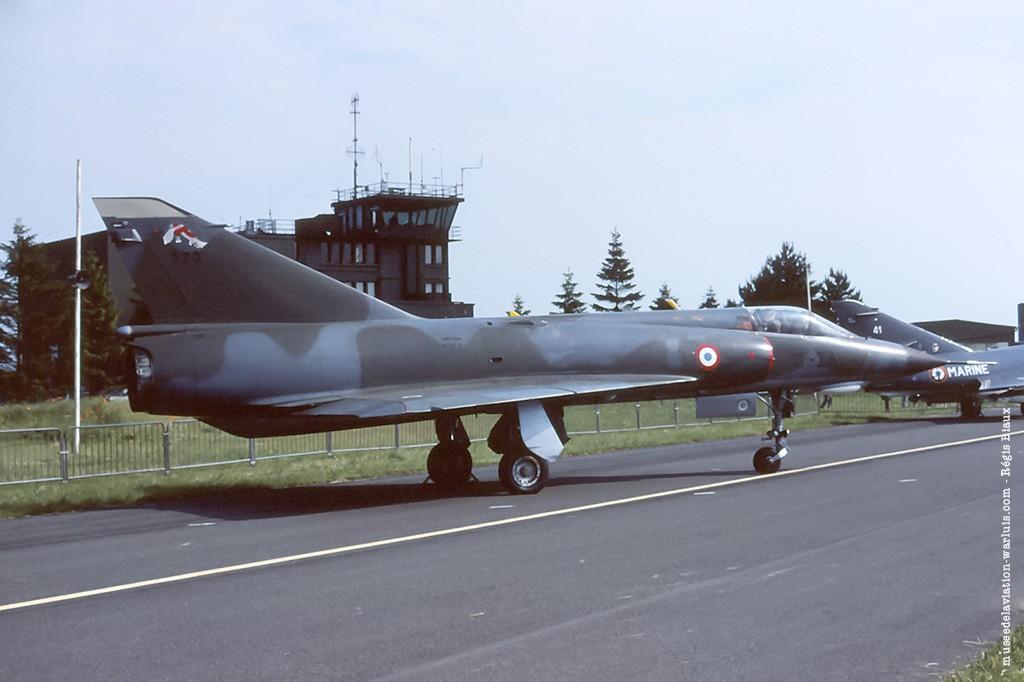 AMD Mirage IIIE n°573 Musée de l'Aviation de Warluis Régis Biaux