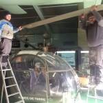 Musée de l'Aviation de Warluis - Les stagiaires