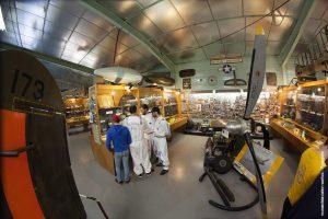 rallye unilasalle au musée de l'aviation de warluis