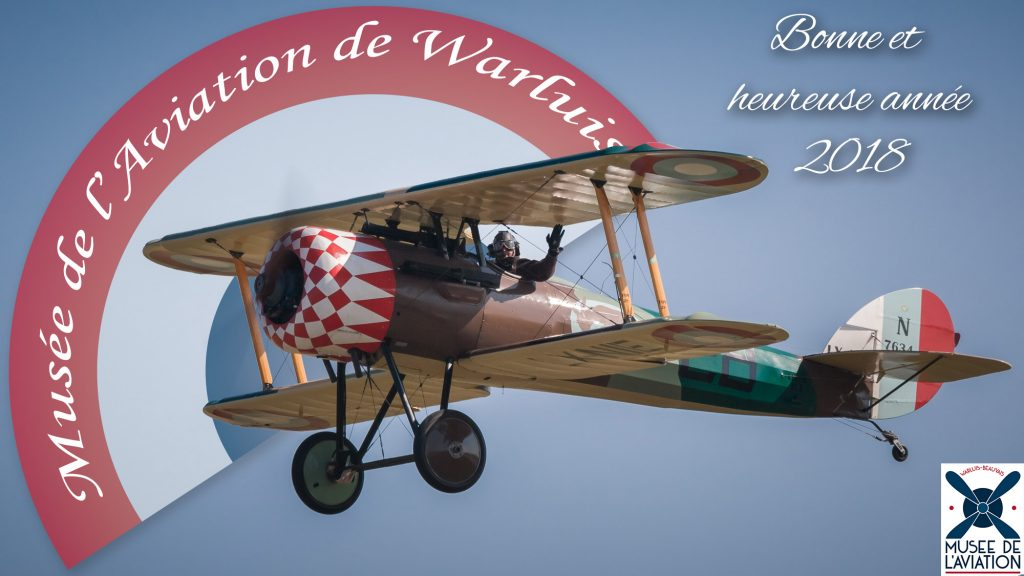 musée de l'aviation de warluis 2018