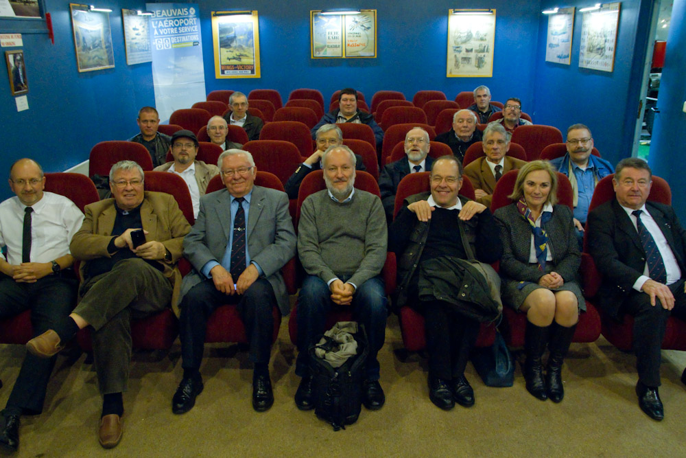 24 octobre 2015 – Visite de l'Association des Anciens Aérodromes